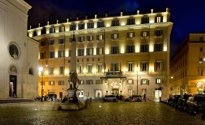 The Best Luxury Hotels in Rome