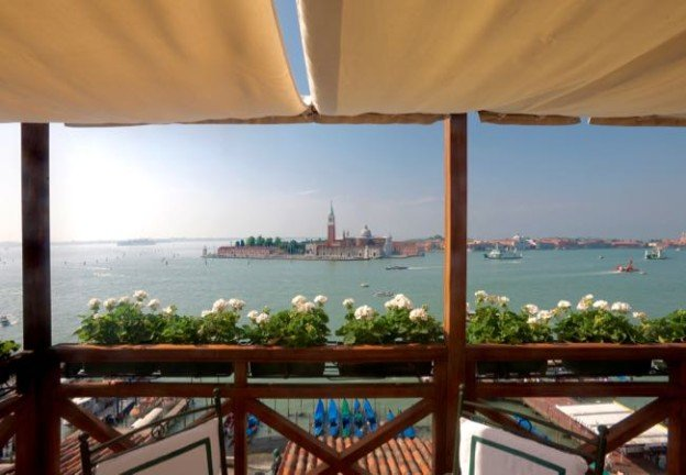 Best Luxury Hotel in Venice with View.