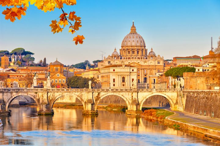 The best hotels close to the Vatican.