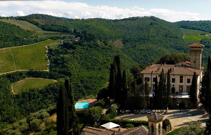 Best Agriturismo Farmhouse in Tuscany for a Wedding