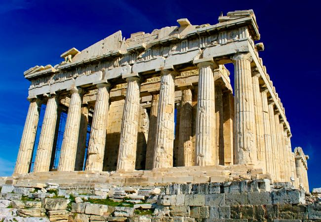 Athens, Greece in Europe.