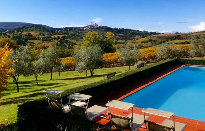 Best Agriturismo in Tuscany with Views and Winery