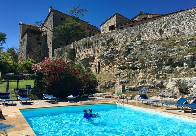 Agriturismo Farm Stay in Tuscany and Umbria