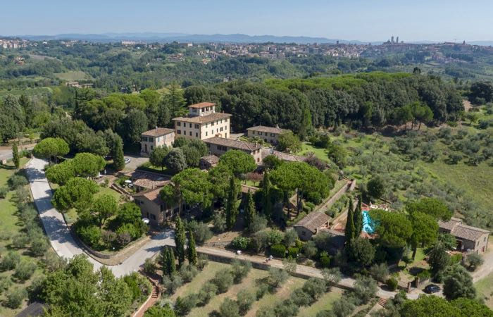 Best Working Farm B&B in Tuscany