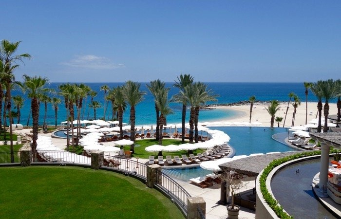 Los Cabos resort for families