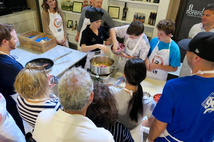 Places in Europe: Best city for foodies and cooking classes in Europe.
