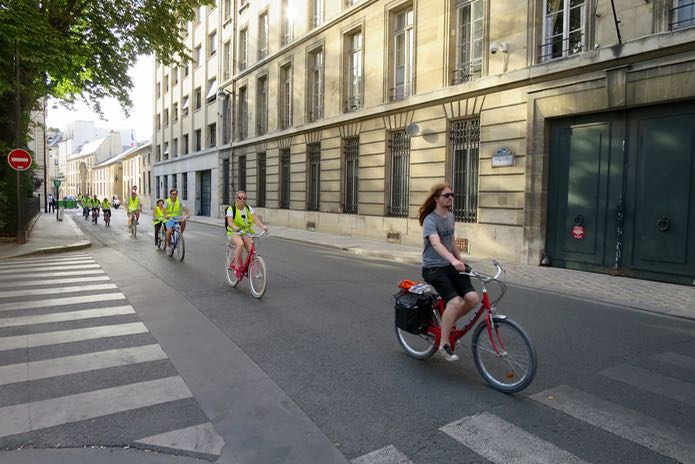 Places in Europe: Best Europe city for bike tours.