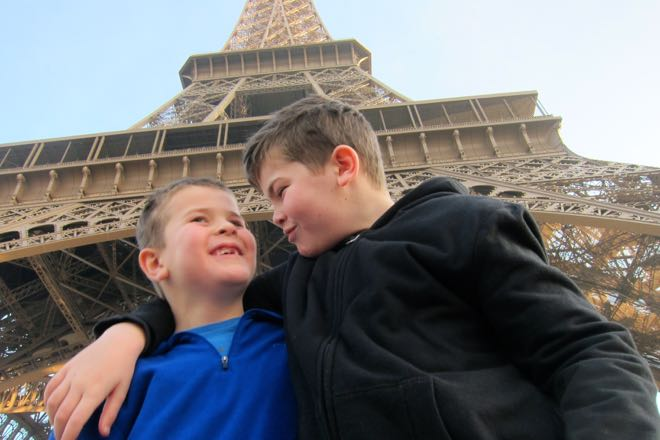 Paris Hotels for families near Eiffel Tower