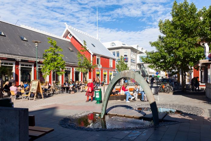 Places in Europe: Best small capital city in Europe.