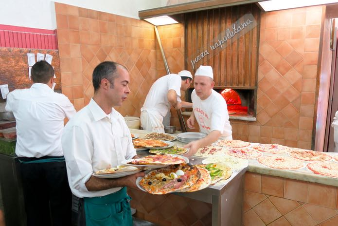 Places in Europe: Best pizza and pasta in Europe.
