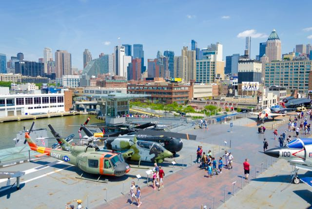 Intrepid Military Museum for Families