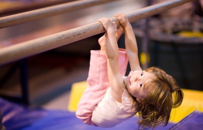 Best indoor gyms for kids in seattle