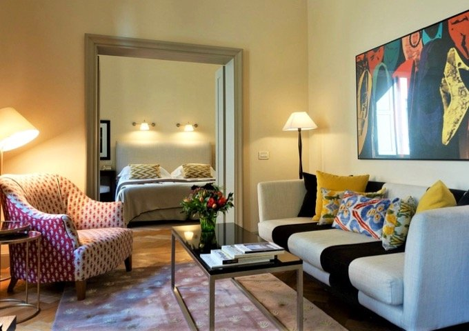 Florence luxury hotel with family program
