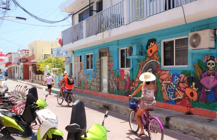 Where to eat and stay in Isla Mujeres, Centro and Playa Norte