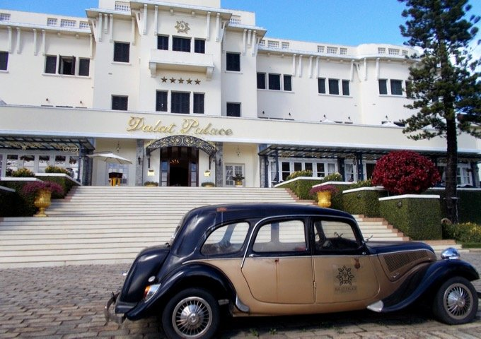 The best luxury hotel in Dalat