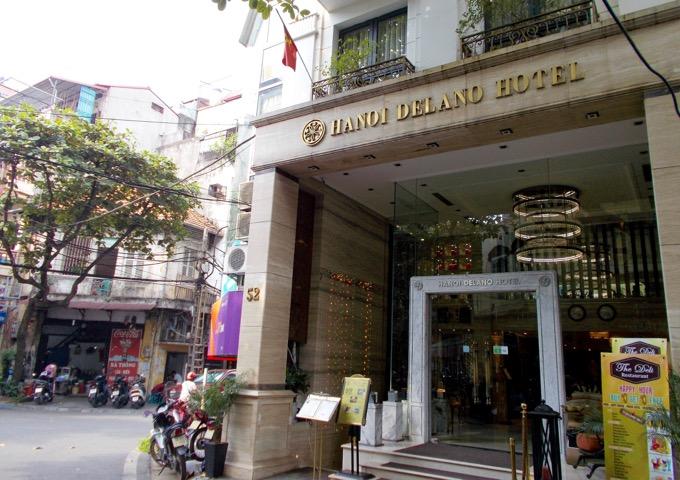 Hanoi modern boutique hotel