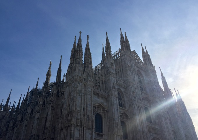 How to see the Duomo in Milan