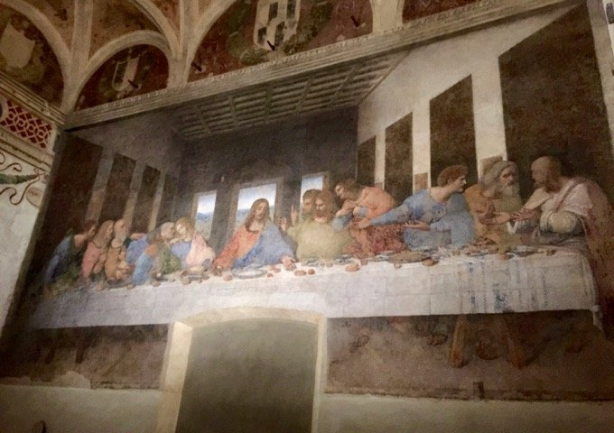 How to see the Last Supper in Milan