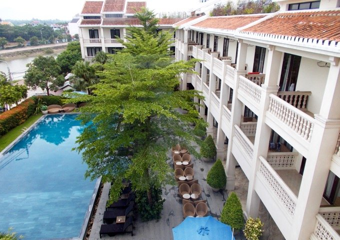 Hoi An hotel walkable to old town