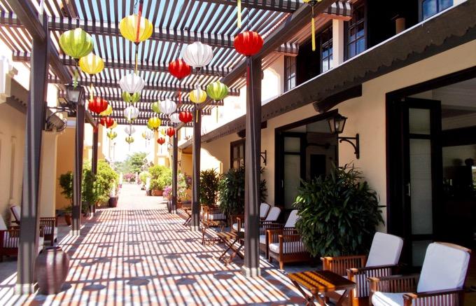 Beachfront Hoi An resort