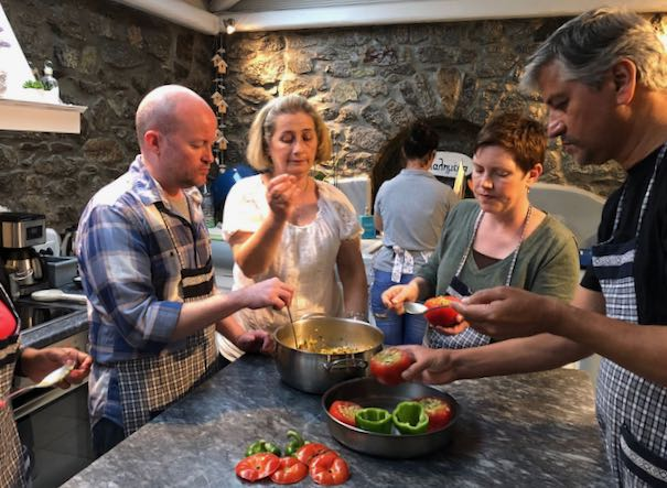 Best Things To Do in Mykonos: Spiti Cooking School for Greek Food