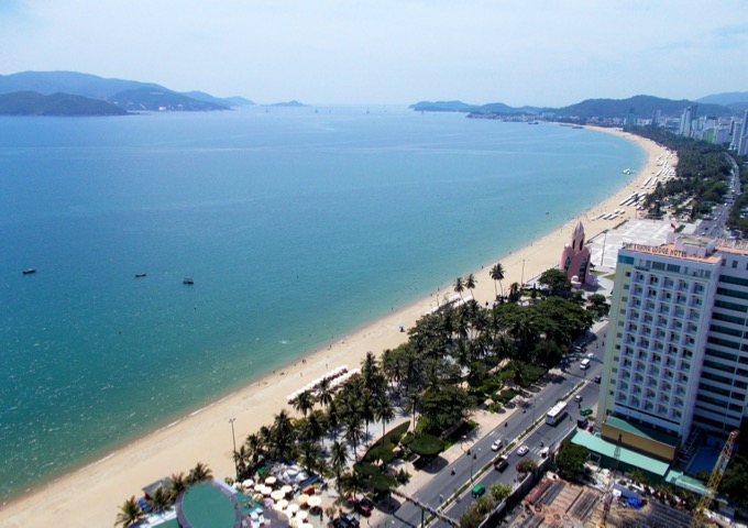 Nha Trang hotel with great views