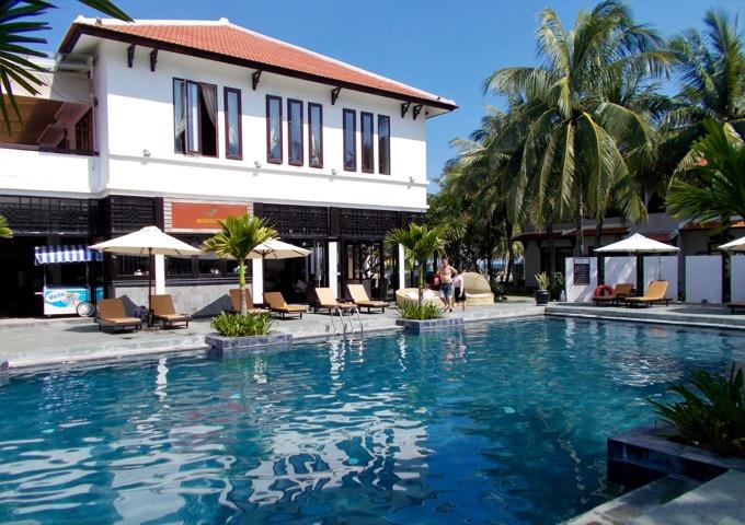 Hoi An family hotel Cua Dai