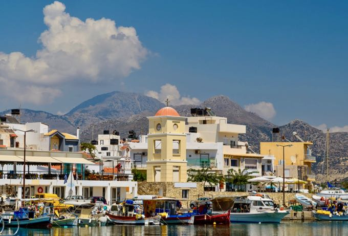 Ierapetra, Non-touristy place in Crete
