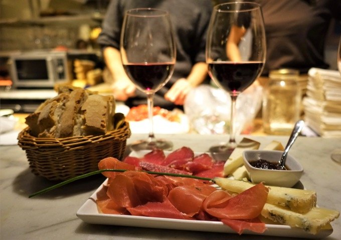 Best wine bar in Florence