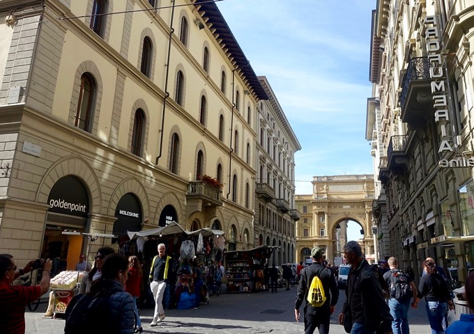 The best budget hotels in central Florence