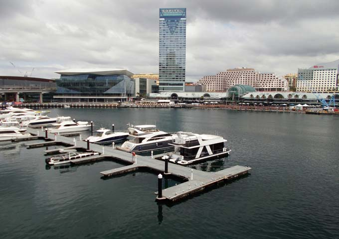 Amazing presence of Sofitel at Darling Harbour