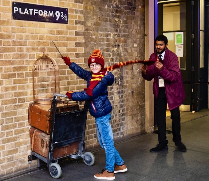 London Harry Potter Tours for Family