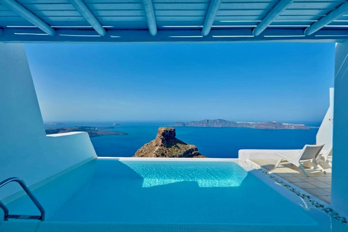 Best 103 Santorini Hotels With Private Pools