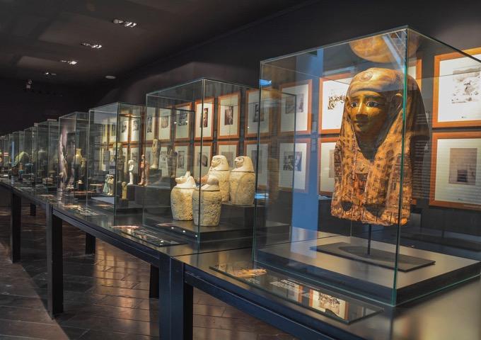 Barcelona's Egypt museum