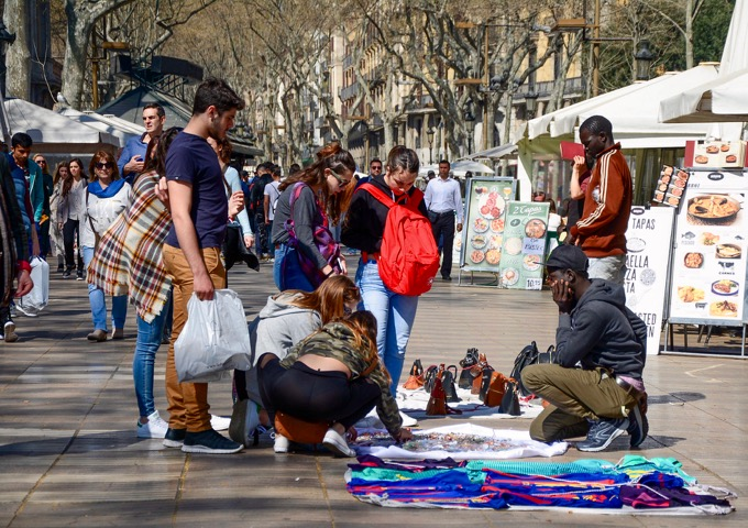 What to see on Las Ramblas in Barcelona