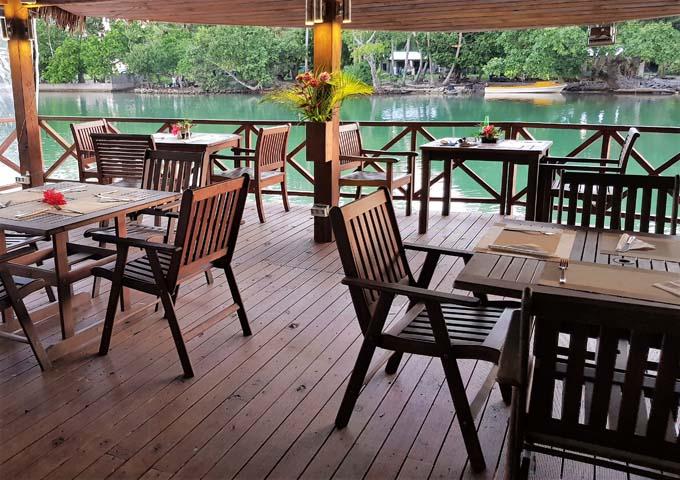 Lagoon Bar & Grill at Tropicana Lagoon Resort is close by.