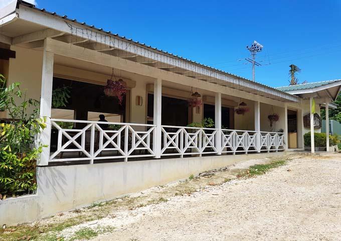 Café Vila Restaurant & Bar is nearby.