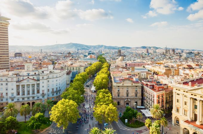 Where to stay in Barcelona.