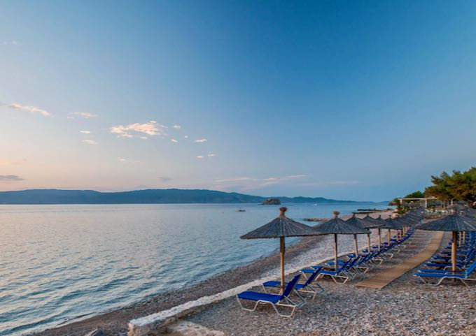 Best beach hotels in Hydra