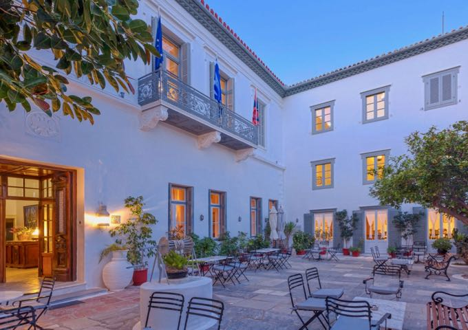 The best 5 Star Hotels in Hydra, Greece