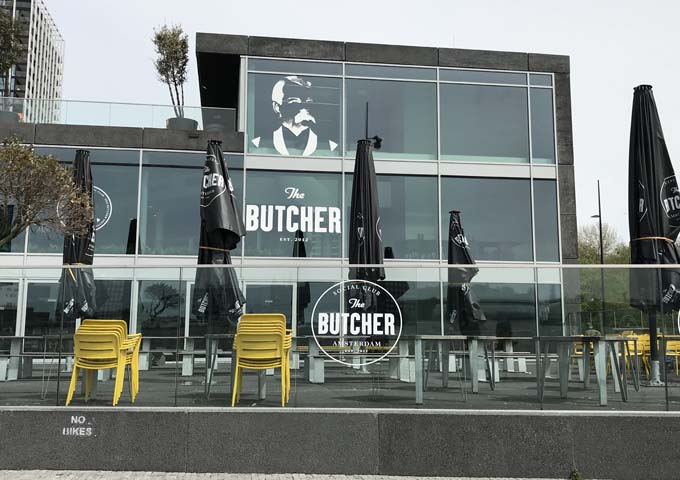 The Butcher nearby is a hip brasserie that also features a DJ on some evenings.