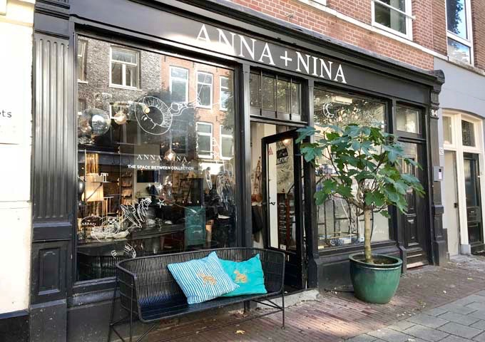 Anna+Nina sells globally-inspired clothes, jewelry, and homeware.