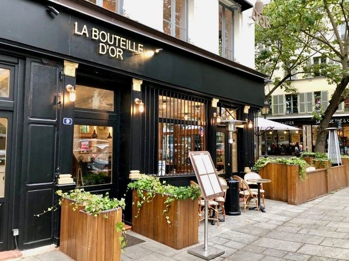 The best restaurants in Paris.