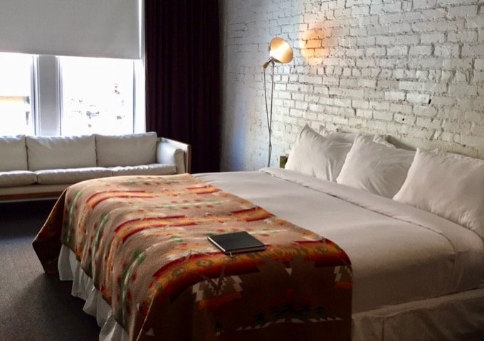 Budget boutique hotel in Seattle, WA