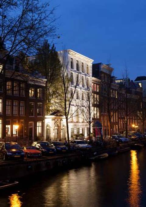 Review of The Dylan Hotel in Amsterdam.
