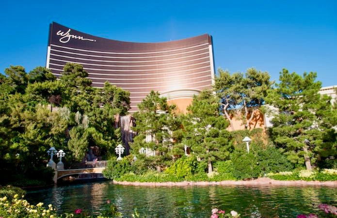 Wynn Luxury Resort in Las Vegas.