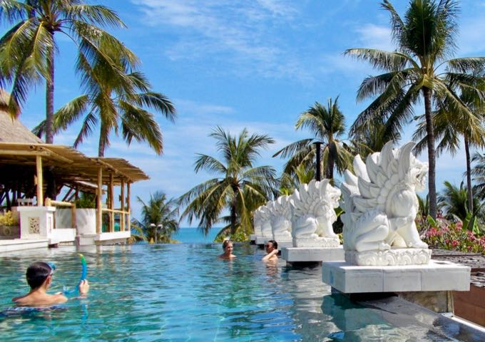 Review of Bali Mandira Beach Resort & Spa