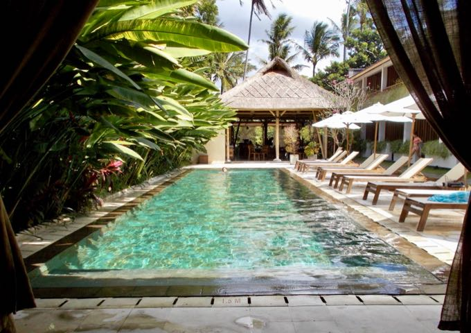 Review of The Open House in Bali.