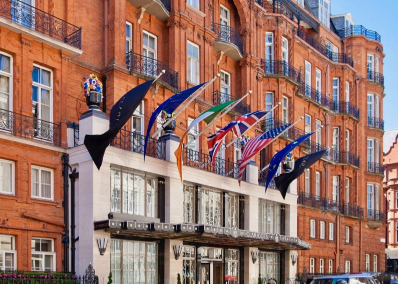 What is the best luxury hotel in London, England?