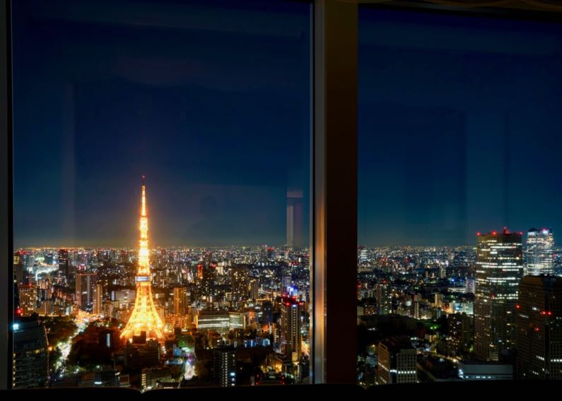 What is the best five-star hotel in Tokyo?